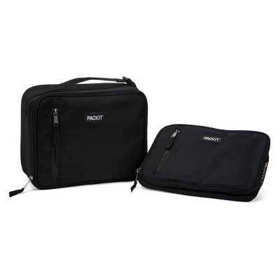 Packit Freezable Classic Lunch Tote - Black