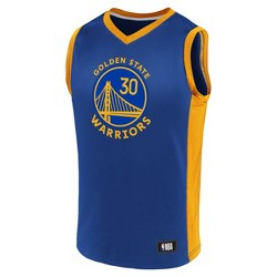 NBA Golden State Warriors Boys' Player Jersey