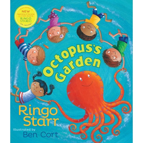 Octopus's Garden (Reprint) (Mixed media product) by Ringo Starr - image 1 of 3
