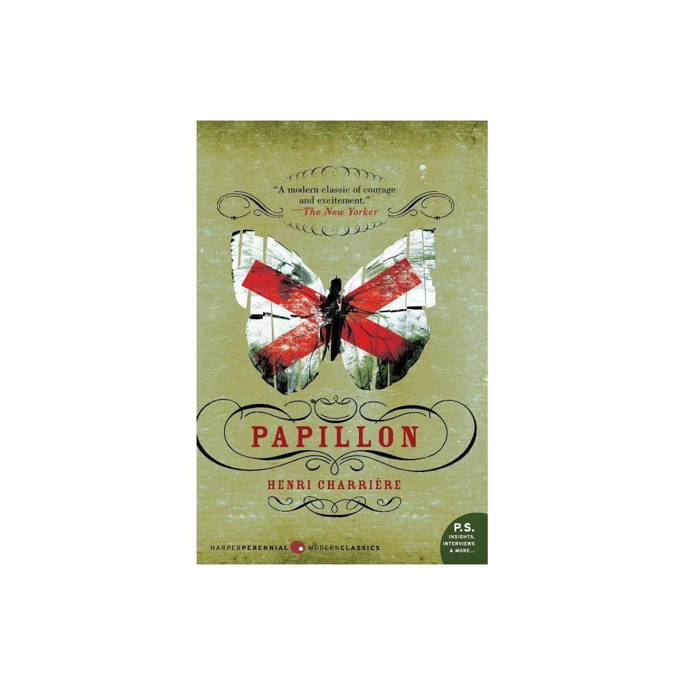 Papillon P S By Henri Charriere Paperback