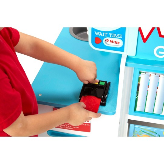 Melissa & Doug Doctor Activity Center image number null