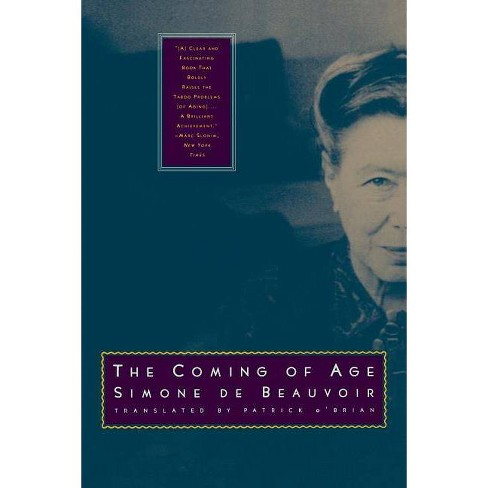 The Coming of Age - by  Simone De Beauvoir (Paperback) - image 1 of 1