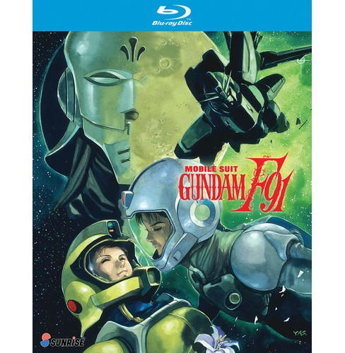 Mobile Suit Gundam:F91 Blu Ray Collec (Blu-ray) - image 1 of 1