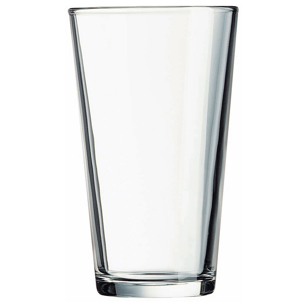 Image of Luminarc 16oz Pub Glass - Set of 10, Clear