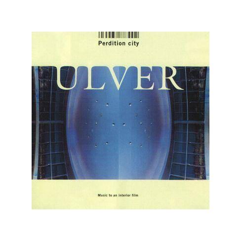Ulver - Perdition City (CD) - image 1 of 1