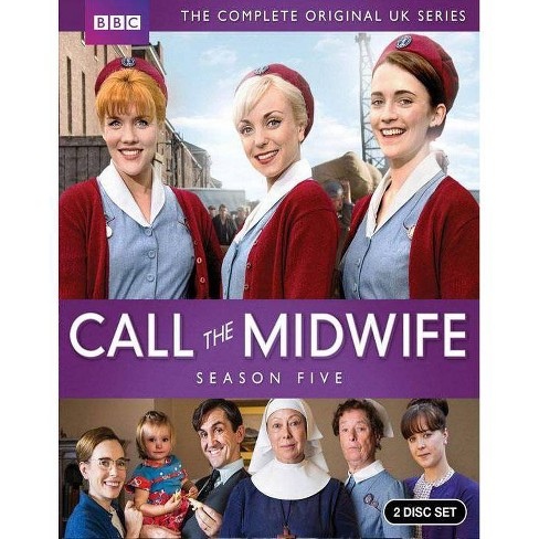 Call The Midwife: Season Five (Blu-ray) - image 1 of 1