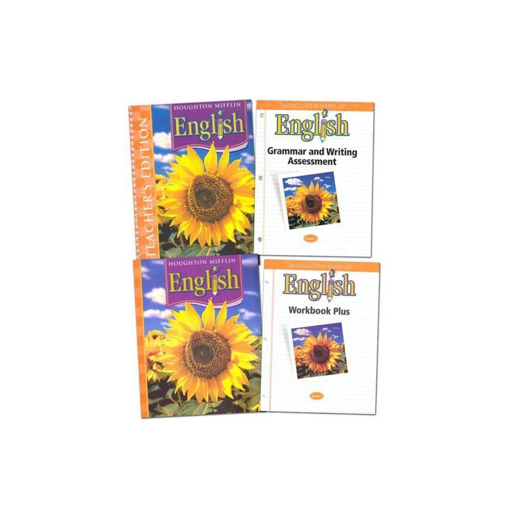 Houghton Mifflin English: Homeschool Package Grade 2 - (Hardcover)