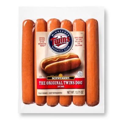 Schweigert Original Hot Dogs - 13.71oz