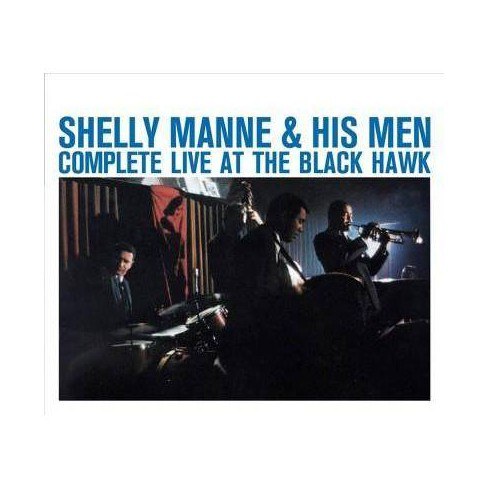 Shelly Manne - Complete Live At the Black Hawk (CD) - image 1 of 1