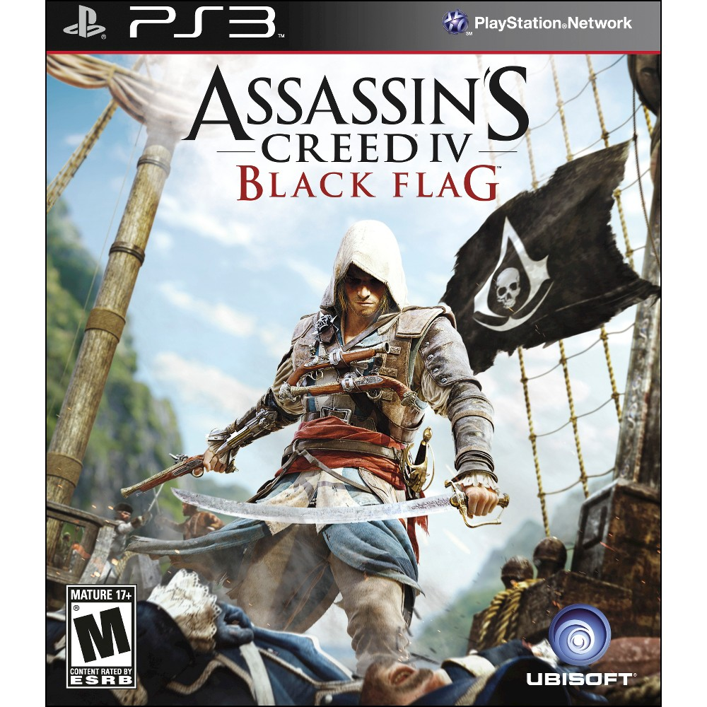 Assassin's Creed IV: Black Flag Pre-Owned PlayStation 3