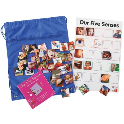 Kaplan Early Learning Company Our Five Senses Interactive Game