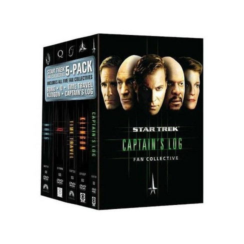 Star Trek Fan Collectives (DVD) - image 1 of 1