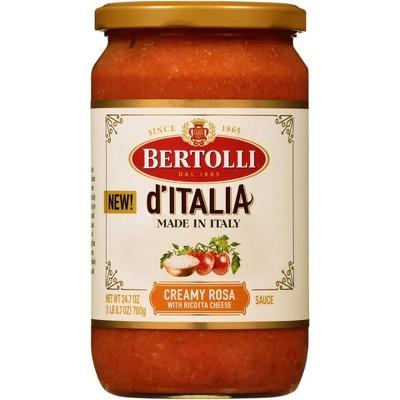 Bertolli D'Italia Creamy Rosa - 24.7oz