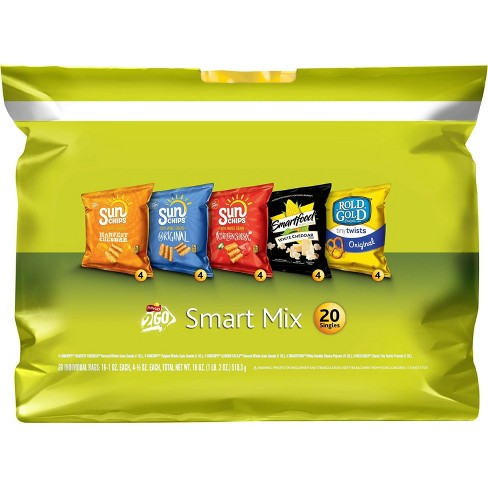 Frito-Lay Sunchips and Rold Gold Variety Pack - 18ct - image 1 of 10