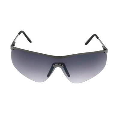 Iron Man Men's Shield Sport Sunglasses - Dark Gray