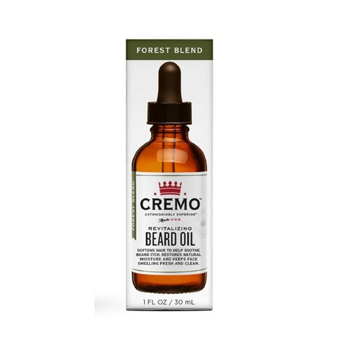 Cremo Forest Blend Revitalizing Beard Oil - 1 fl oz - image 1 of 3