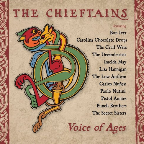 Chieftains - Voice of ages (CD) - image 1 of 1
