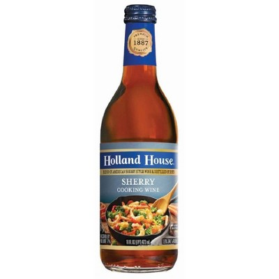 Holland House Sherry Cooking Wine - 16oz