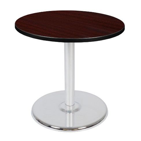 "30"" Via Round Platter Base Table - Regency - image 1 of 3"