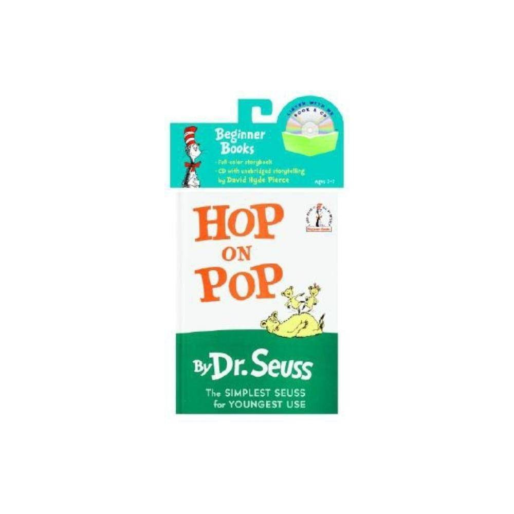 Hop On Pop Book Cd Beginner Books Read Along Book Audio Mixed Media Product