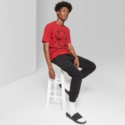 Men's Knit Moto Jogger Pants - Original Use™ Black