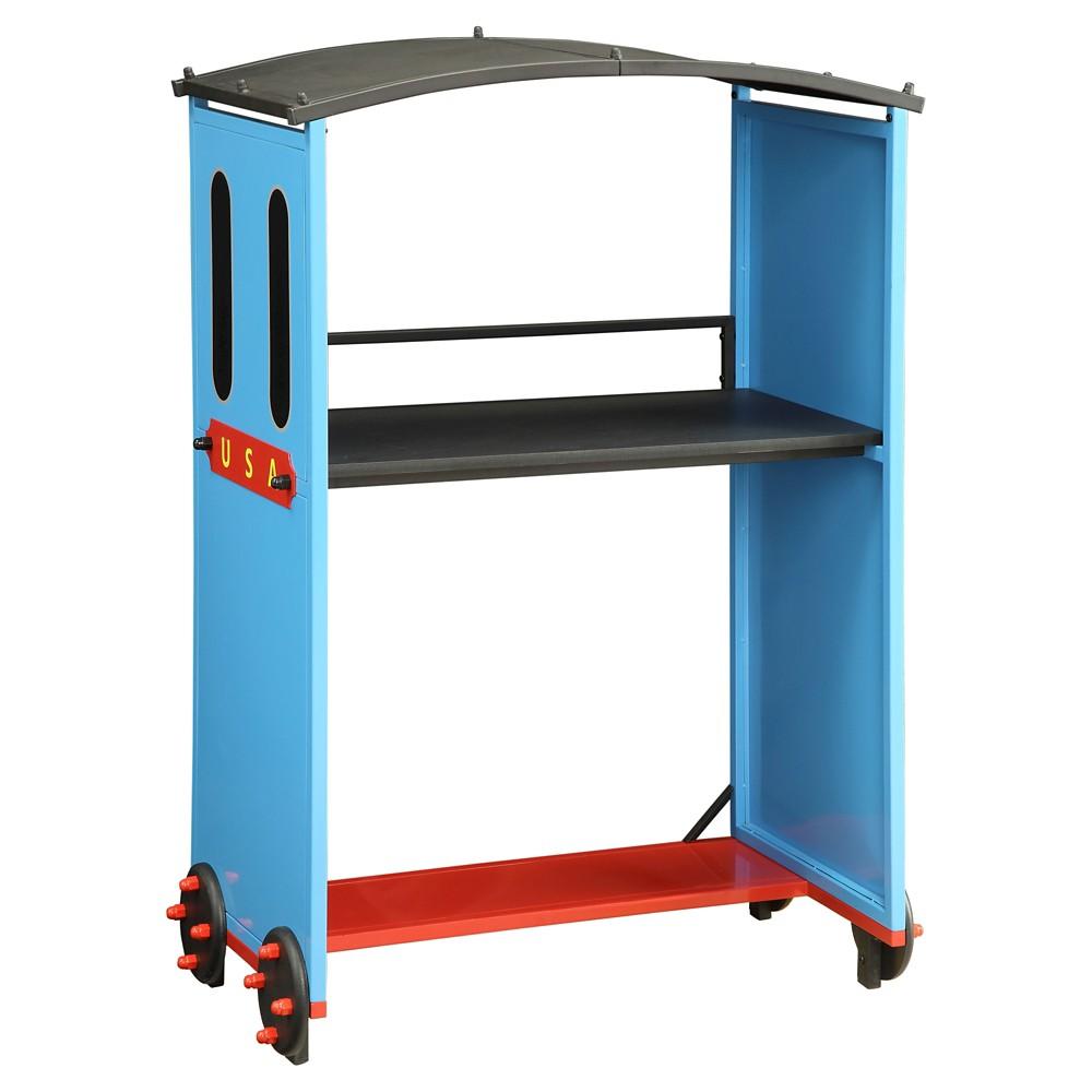 Tobi Kids Train Desk - Blue - Acme