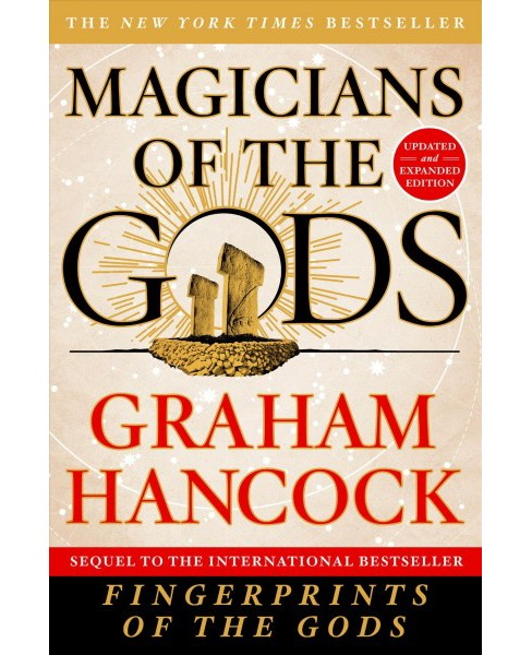 Magicians of the Gods (Reprint) (Paperback) (Graham Hancock) - image 1 of 1