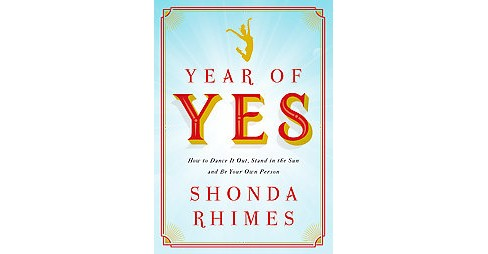 Year of Yes (Large Print) (Hardcover) (Shonda Rhimes) - image 1 of 1