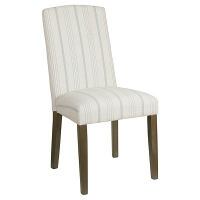 Arched Back Parsons Dining Chair - HomePop