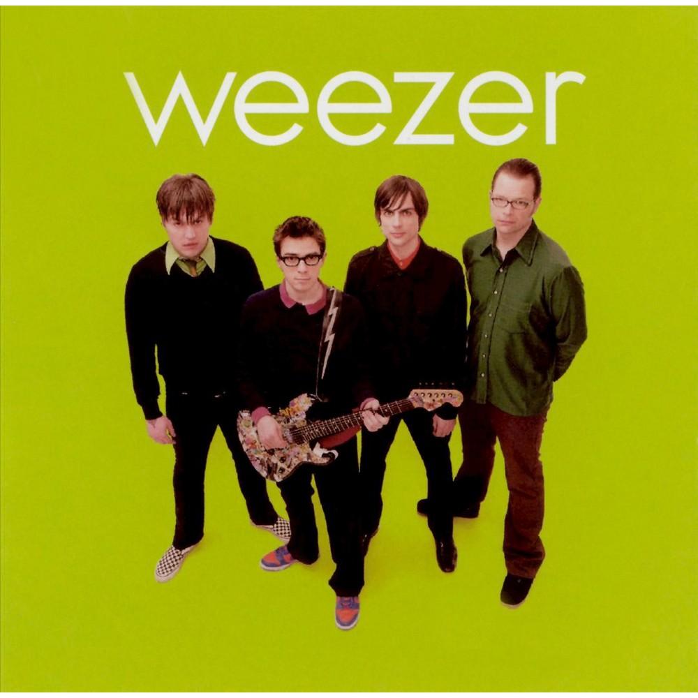 Weezer Weezer Green Album Cd