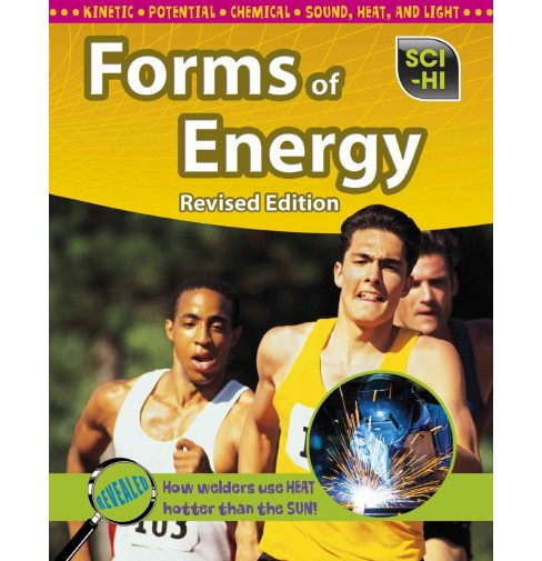 Forms of Energy (Revised) (Paperback) (Anna Claybourne) - image 1 of 1