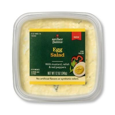 Egg Salad 12oz - Archer Farms™