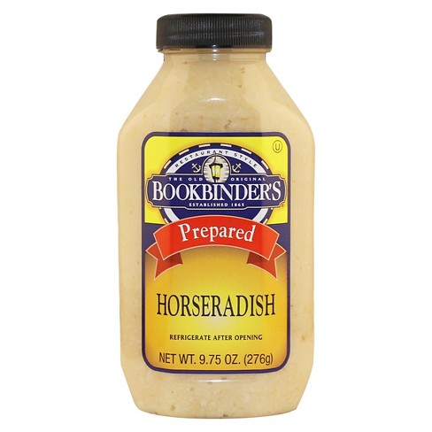Bookbinder's® Prepared Horseradish - 9.75oz - image 1 of 1