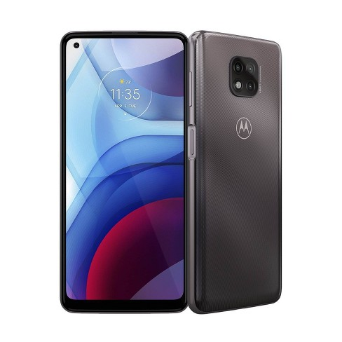 Motorola Moto G Power 2021 Unlocked (64GB) - Gray - image 1 of 4