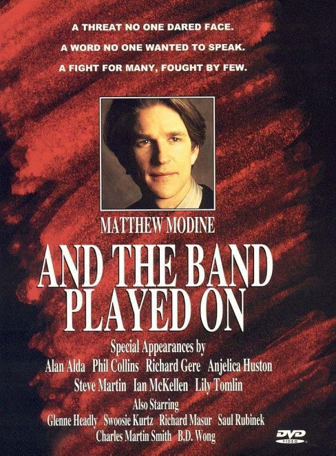 And the band played on (DVD) - image 1 of 1
