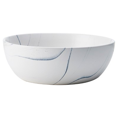 Pfaltzgraff Expressions Savannah Gray Serving Bowl 60oz Stoneware