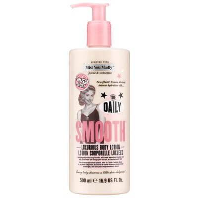 Soap & Glory Mist You Madly The Daily Smooth Body Lotion - 16.9oz