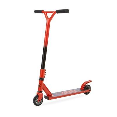 VIRO Rides 230 Attitude Stunt Kick Scooter - Red