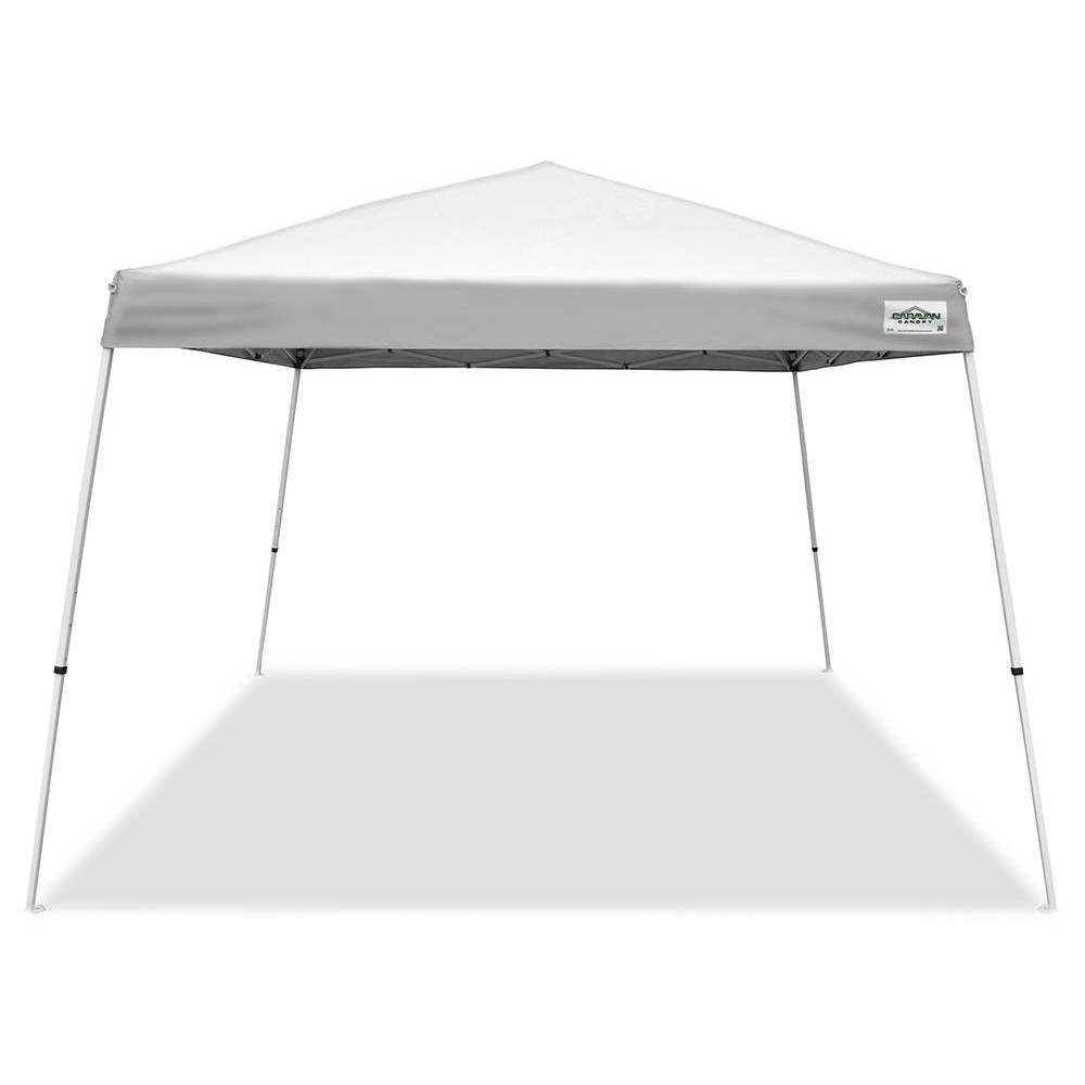 Image of Caravan 12X12 V-Series Canopy - White