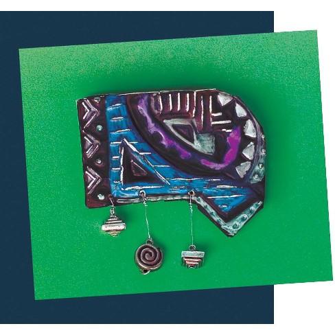 ArtEmboss Light-Weight Aluminum Sheet, 9-1/4 x 12 Inches, Matte Black, pk of 12 - image 1 of 1