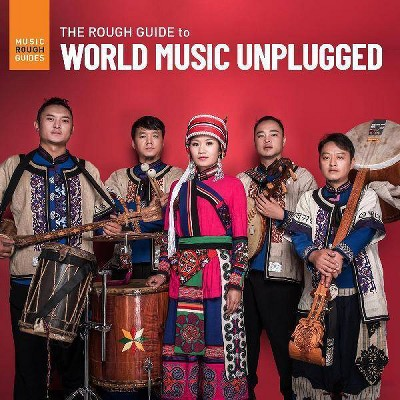 Various Artists - Rough Guide To World Music Unplugged (CD)
