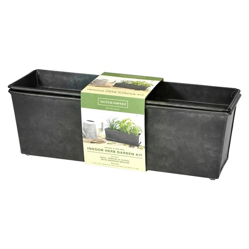 Indoor Outdoor Herb Grow Kit Smith Hawken