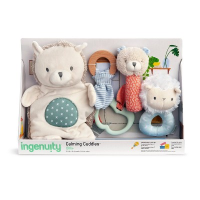 Ingenuity Calming Cuddles Gift Set