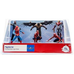 Disney Marvel Spider-Man Homing 6-Piece PVC Figure Play Set