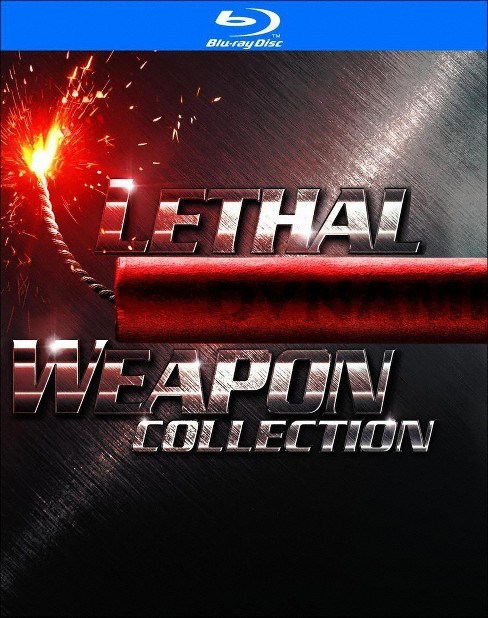 Lethal weapon collection (Blu-ray) - image 1 of 1
