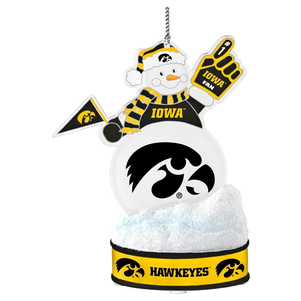 NCAA Iowa Hawkeyes TopperscotTree Ornament