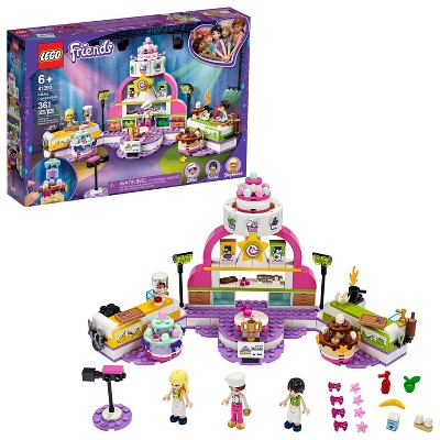 LEGO Friends Baking Competition Building Kit 41393