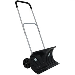 """26"""" Adjustable Rolling Show Pusher with 6"""" Wheels - CASL Brands"""