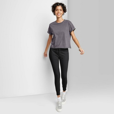 Women's High-Waisted Pocket Leggings - Wild Fable™
