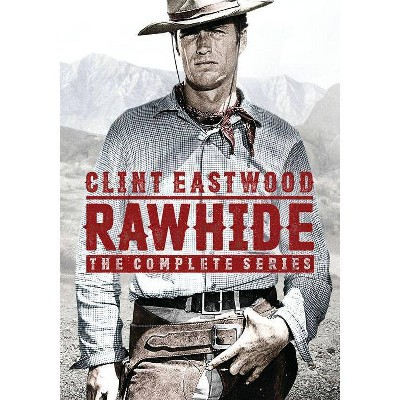 Rawhide: The Complete Series (DVD)(2020)